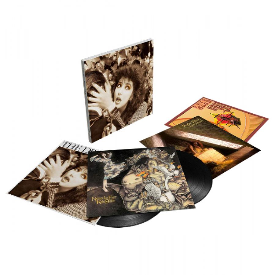 Виниловая пластинка Kate Bush, Remastered In Vinyl I adventures in kate bush and theory