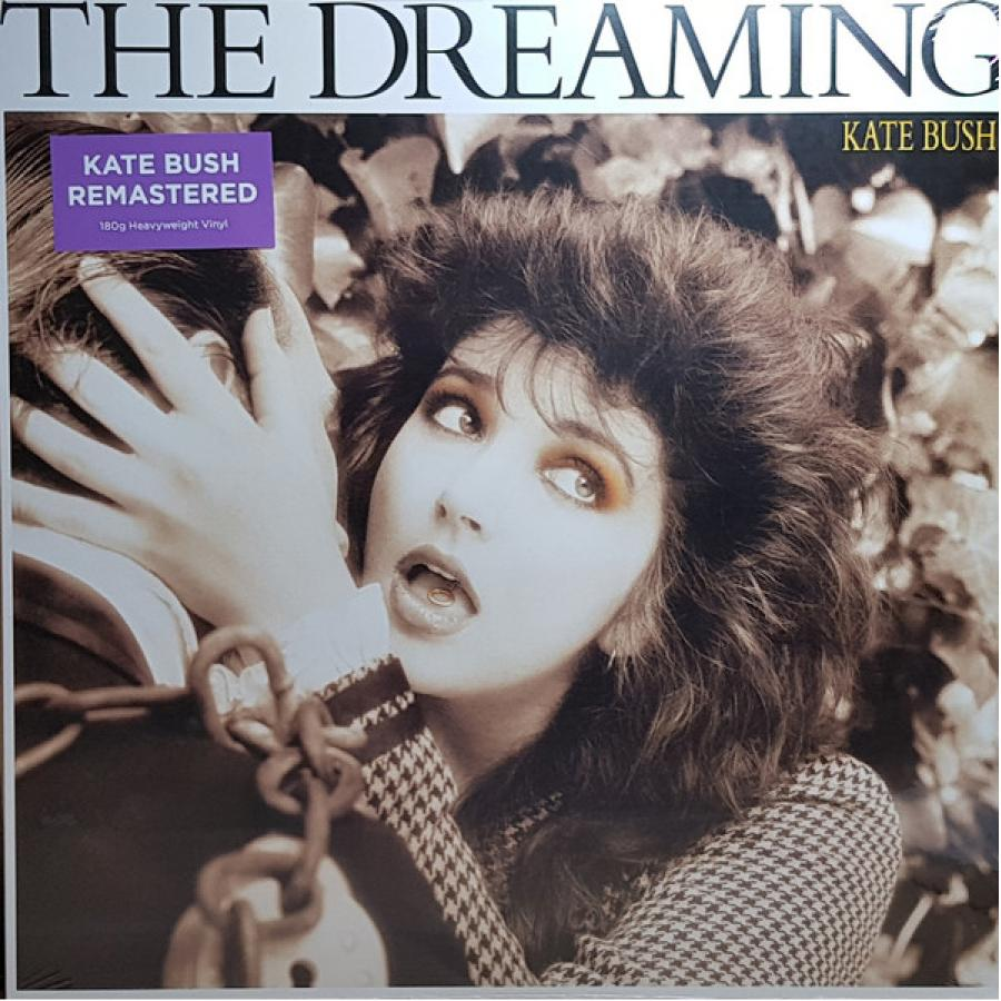Виниловая пластинка Kate Bush, The Dreaming the dreaming jewels