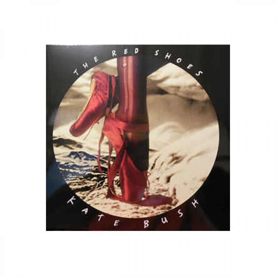 Виниловая пластинка Kate Bush, The Red Shoes women embroidery shoes chinese style flats mary janes casual red black blue soft sole old peking dance cloth shoes