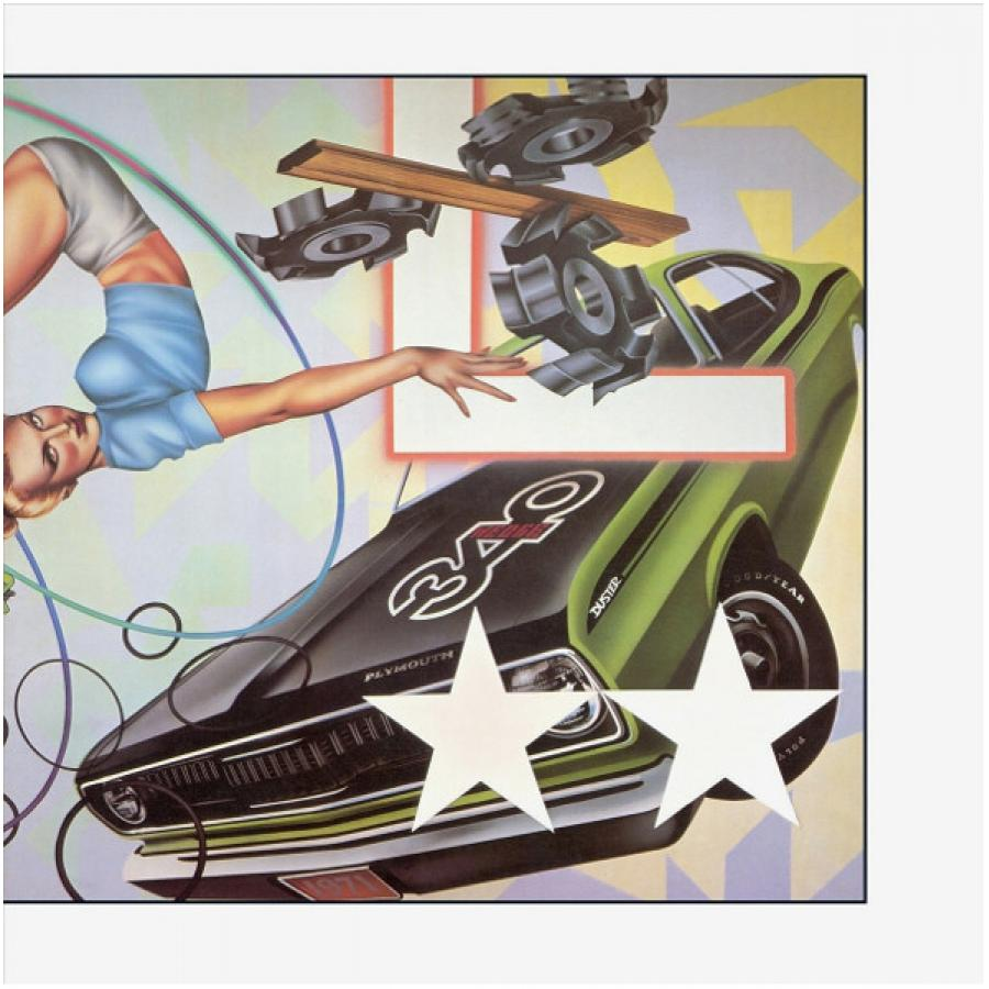 Виниловая пластинка The Cars, Heartbeat City виниловая пластинка cars the moving in stereo the best of the cars