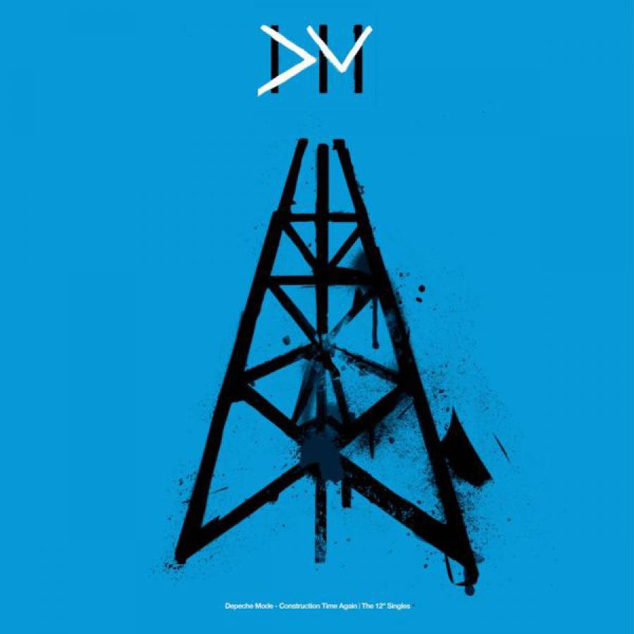 Виниловая пластинка Depeche Mode, Construction Time Again - The 12 Singles виниловая пластинка depeche mode some great reward the 12 singles