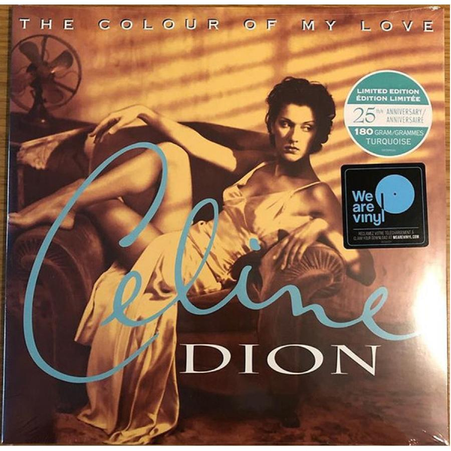 Виниловая пластинка Celine Dion, The Colour Of My Love (25Th Anniversary) silence of the lambs 25th anniversary edition