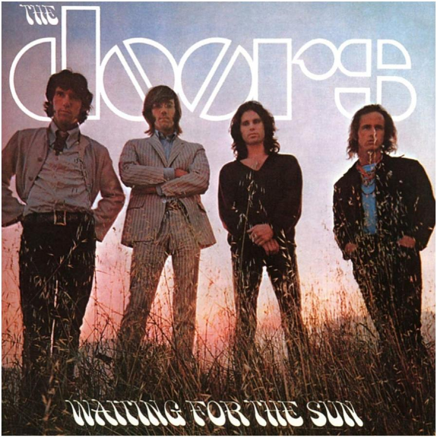 Виниловая пластинка The Doors, Waiting For The Sun (50Th Anniversary)