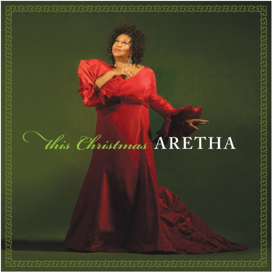 Виниловая пластинка Aretha Franklin, This Christmas Aretha цена и фото