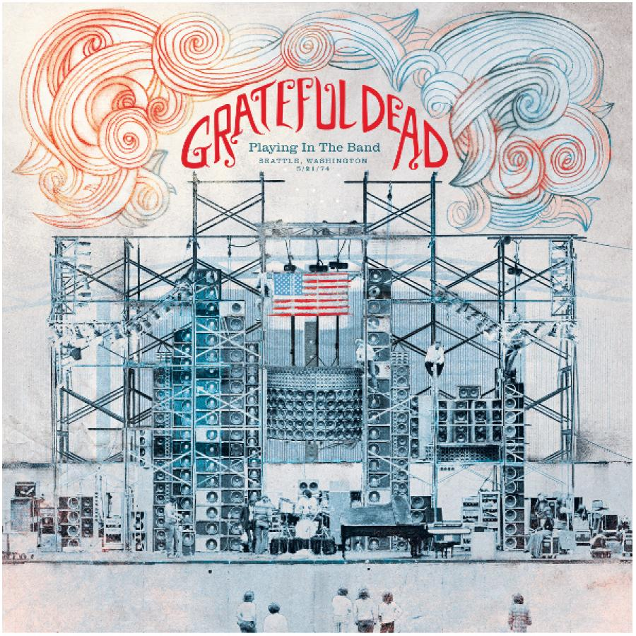 Виниловая пластинка Grateful Dead, Playing In The Band, Seattle, Wa 5/21/74 imperia music band 2018 05 24t20 00