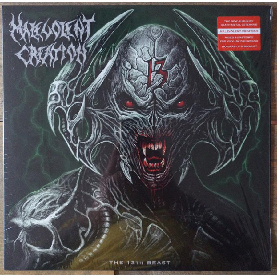Виниловая пластинка Malevolent Creation, The 13Th Beast malevolent creation malevolent creation dead man s path lp cd