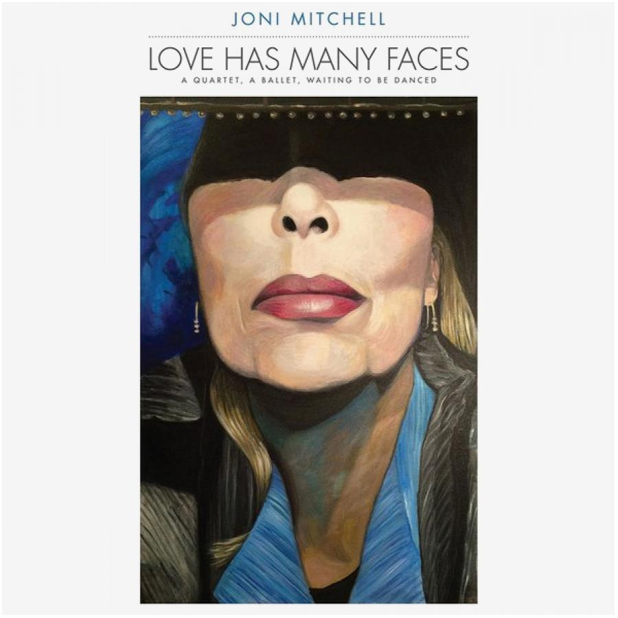 Виниловая пластинка Joni Mitchell, Love Has Many Faces: A Quartet, A Ballet, Waiting To Be Danced a hegner string quartet no 1 op 13