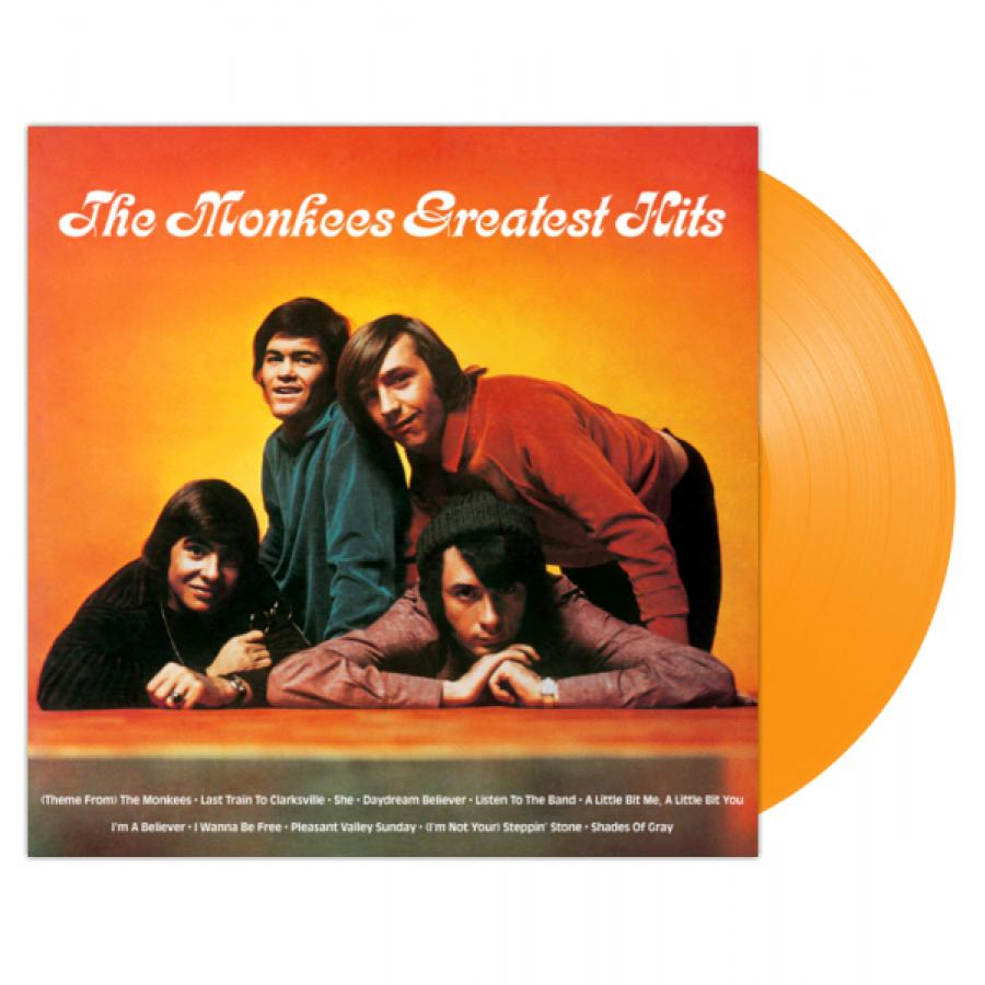Виниловая пластинка The Monkees, Greatest Hits sweet sweet the greatest hits