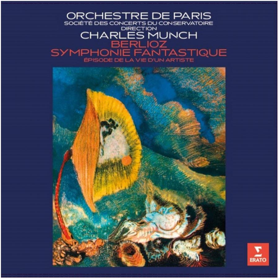 Виниловая пластинка Orchestre De Paris, Charles Munch, Symphonie Fantastique orchestre de l opera de vienne collection dansez valse cd dvd
