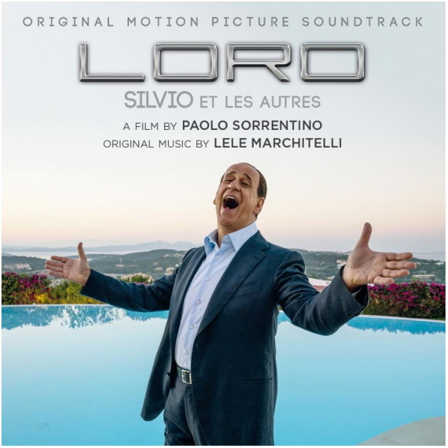 Виниловая пластинка Original Motion Picture Soundtrack / Marchitelli, Lele, Loro love story music from the original motion picture soundtrack