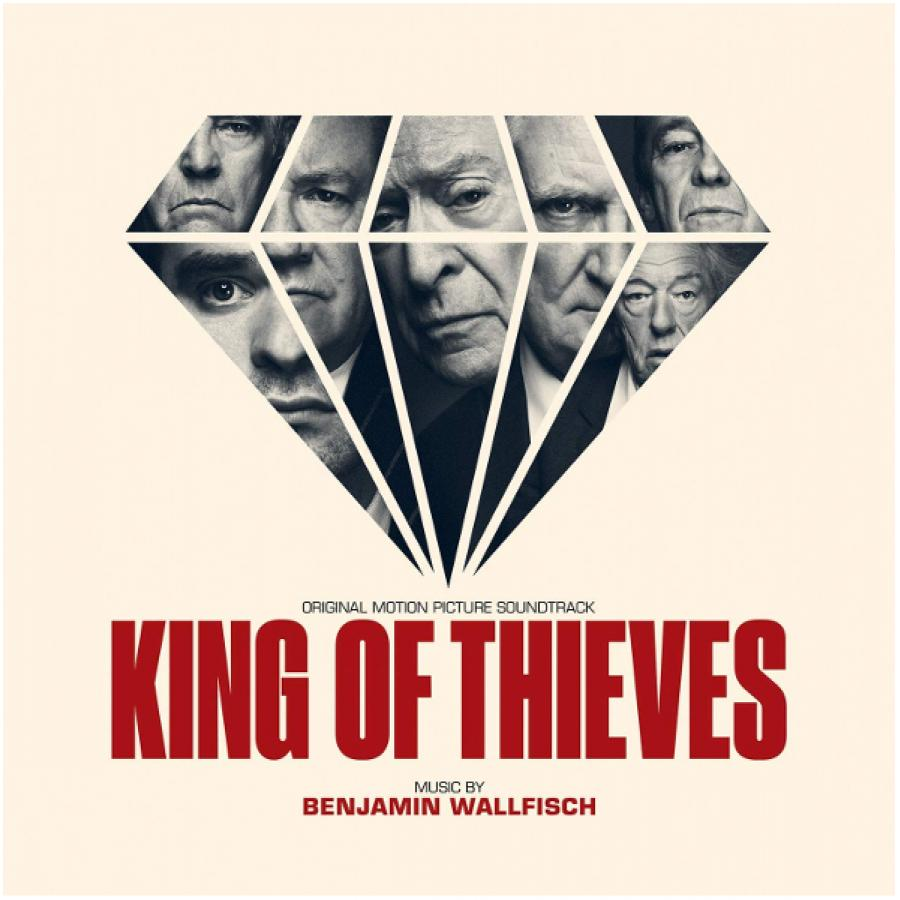 Виниловая пластинка Ost / Benjamin Wallfisch, King Of Theives