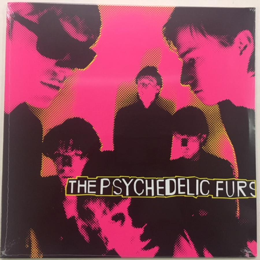 Виниловая пластинка Psychedelic Furs, The, The Psychedelic Furs (0889854599515)