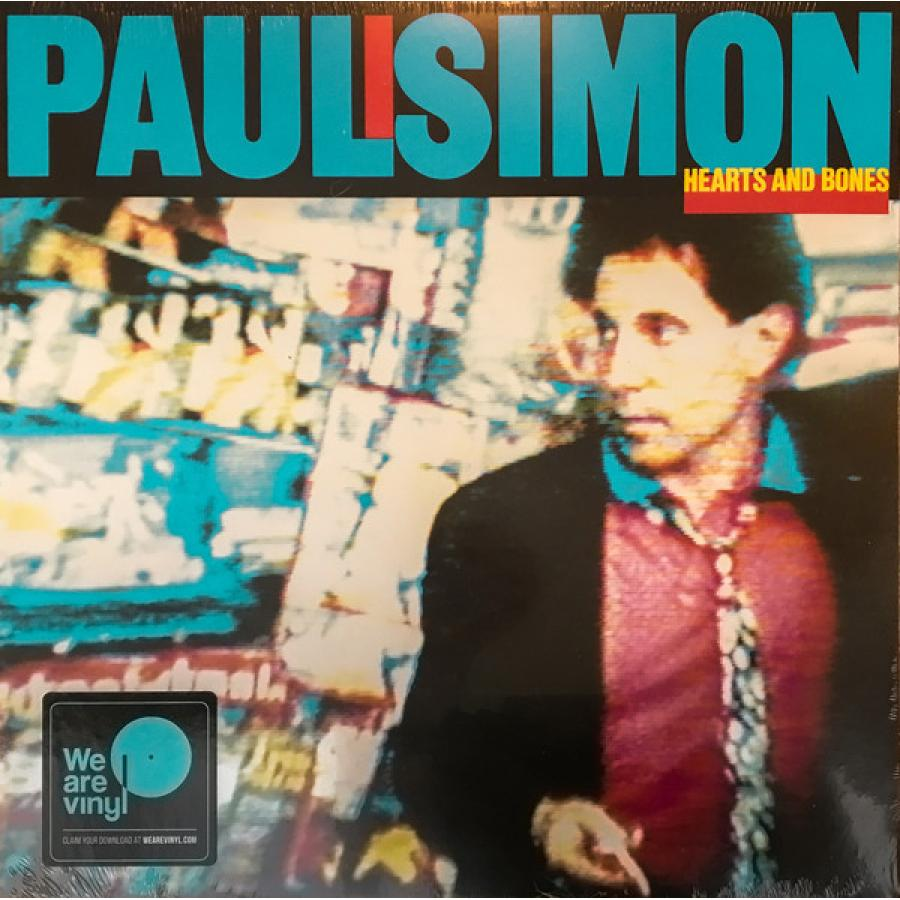 Виниловая пластинка Paul Simon, Hearts And Bones paul simon paul simon hearts and bones