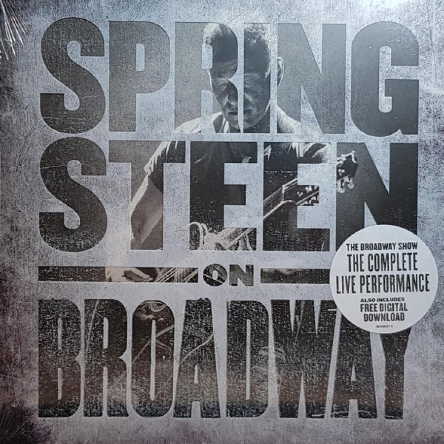 Виниловая пластинка Bruce Springsteen, Springsteen On Broadway