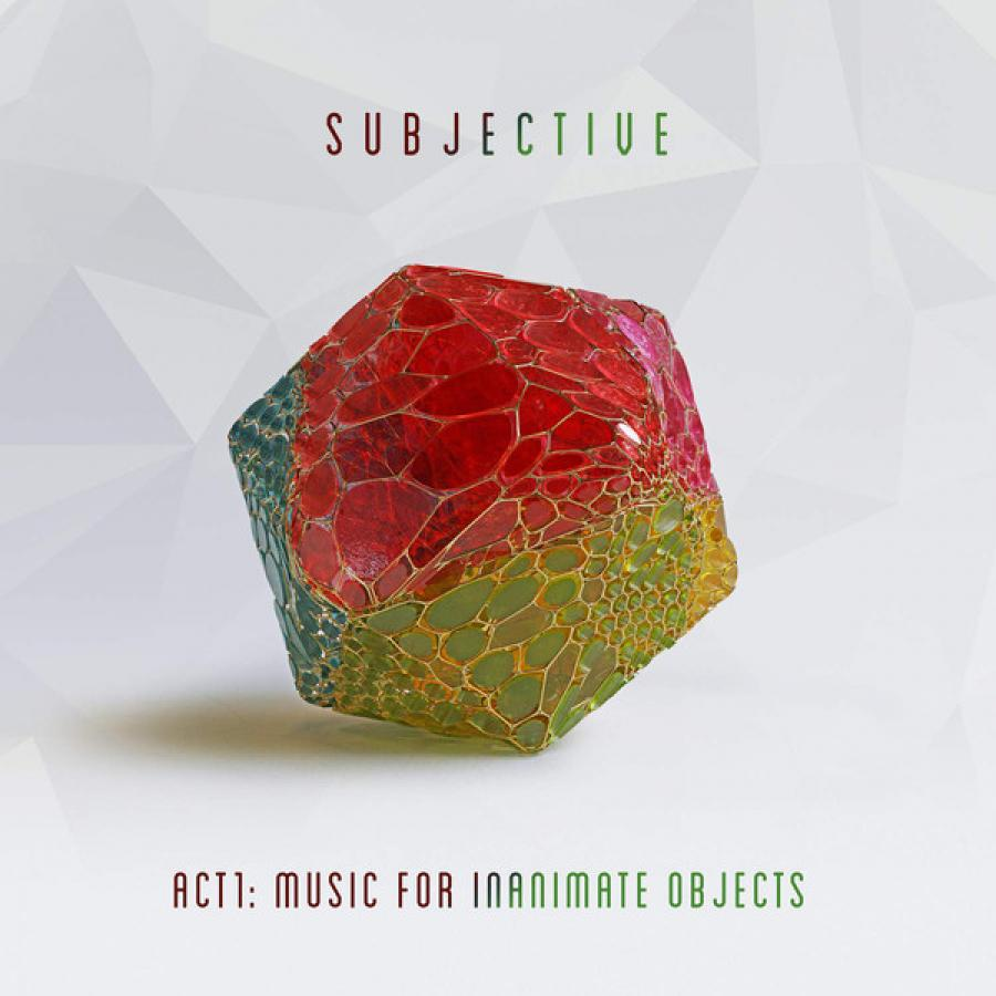 Виниловая пластинка Subjective (Goldie / Davidson, James), Act One - Music For Inanimate Objects цена и фото