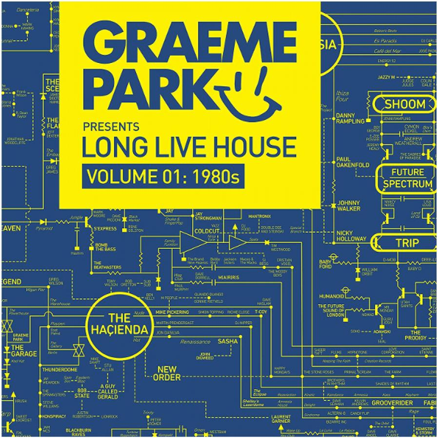 Виниловая пластинка Various Artists, Graeme Park Presents Long Live House Volume 1: 1980S park live