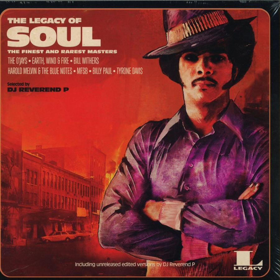 Виниловая пластинка Various Artists, The Legacy Of… Soul виниловая пластинка the byrds sweetheart of the rodeo legacy edition