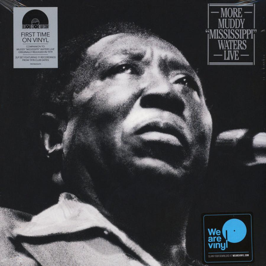 Виниловая пластинка Muddy Waters, More Muddy Mississippi Waters Live rushing waters