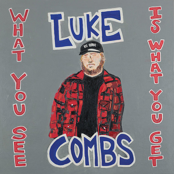 Виниловая пластинка Combs, Luke, What You See Is What You Get (0190759568712) cathy lamb if you could see what i see