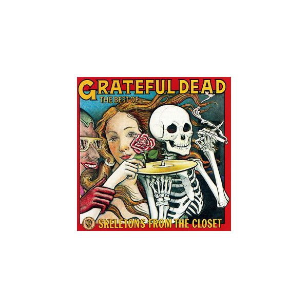 Виниловая пластинка Grateful Dead, The Best Of: Skeletons From The Closet (0603497847792) ken vokey luggage from the dead