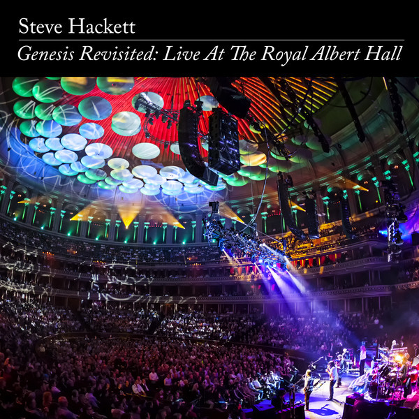 simply red stay live at the royal albert hall Виниловая пластинка Hackett, Steve, Genesis Revisited: Live At The Royal Albert Hall - Remaster 2020 (0194397567519)