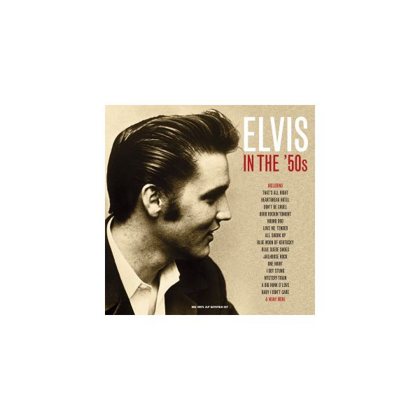 Фото - Виниловая пластинка Presley, Elvis, Elvis In The '50S (5060403742704) виниловая пластинка presley elvis royal philharmonic orchestra the if i can dream 0888751408418