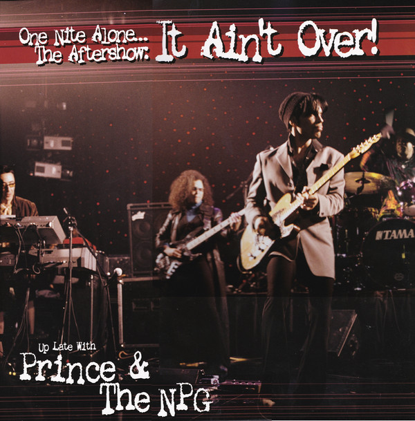 Фото - Виниловая пластинка Prince & The New Power Generation, One Nite Alone... The Aftershow: It Ain'T Over! (Up Late With Prince & The Npg) (0190759354612) виниловая пластинка simple plan taking one for the team