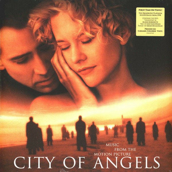 Виниловая пластинка Various Artists, City Of Angels (Music From The Motion Picture) (0093624899440) виниловая пластинка various artists howard stern private parts the album 0093624903895