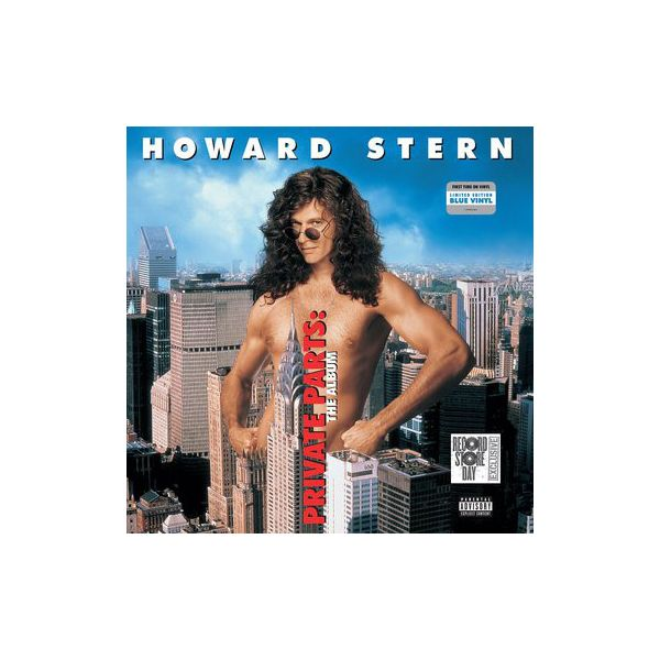 Виниловая пластинка Various Artists, Howard Stern Private Parts The Album (0093624903895) виниловая пластинка various artists howard stern private parts the album 0093624903895
