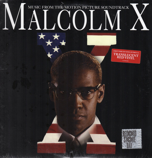 Виниловая пластинка Various Artists, Malcolm X: Music From The Motion Picture Soundtrack (0093624903871) недорого