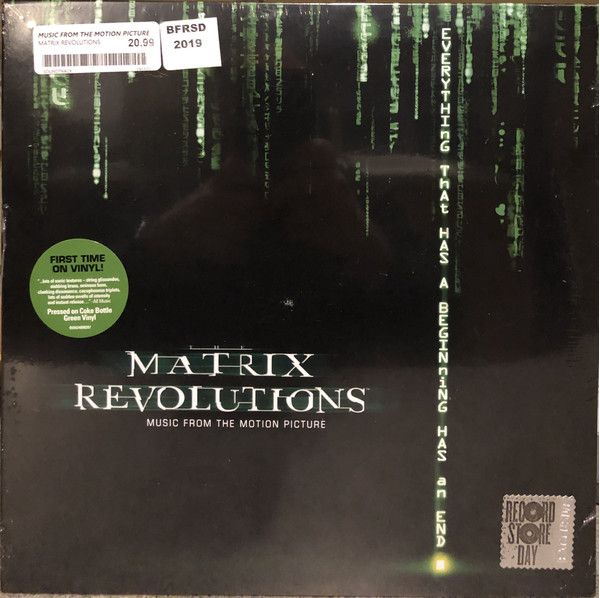 Виниловая пластинка Various Artists, The Matrix Revolutions (Music From The Motion Picture) (0093624898207) недорого