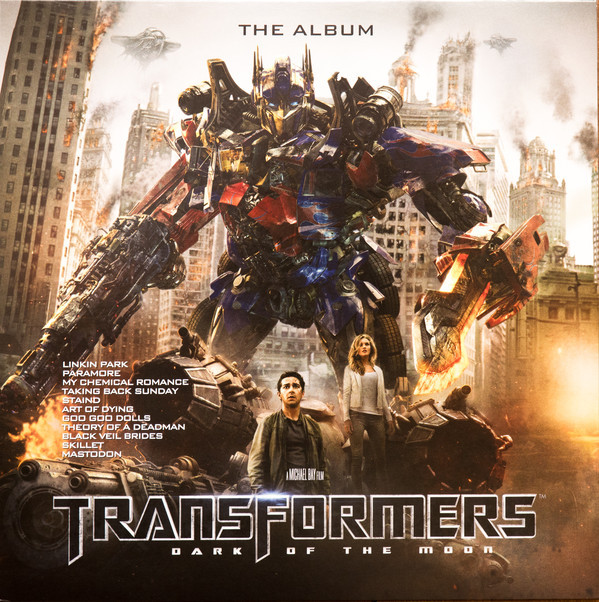 Виниловая пластинка Various Artists, Transformers: Dark Of The Moon - The Album (0093624903901) виниловая пластинка various artists howard stern private parts the album 0093624903895