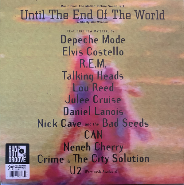 Виниловая пластинка Various Artists, Until The End Of The World - Music From The Motion Picture Soundtrack (0093624903864) недорого