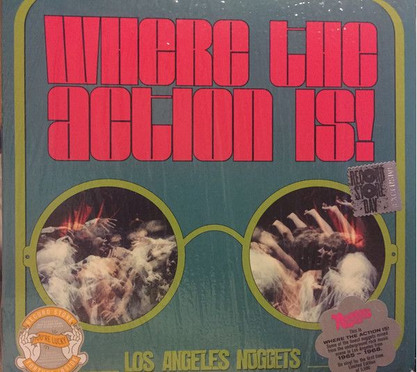 Виниловая пластинка Various Artists, Where The Action Is! Los Angeles Nuggets Highlights (0603497853670) виниловая пластинка various artists howard stern private parts the album 0093624903895