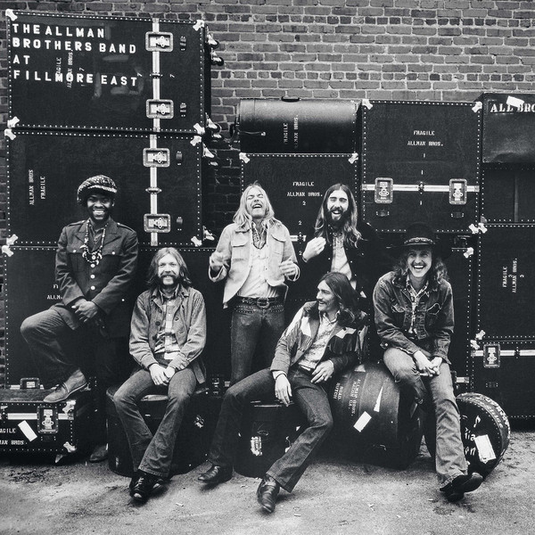 Виниловая пластинка The Allman Brothers Band, At Fillmore East (0602547813251) виниловая пластинка butterfield blues band the keep on moving 0603497852093