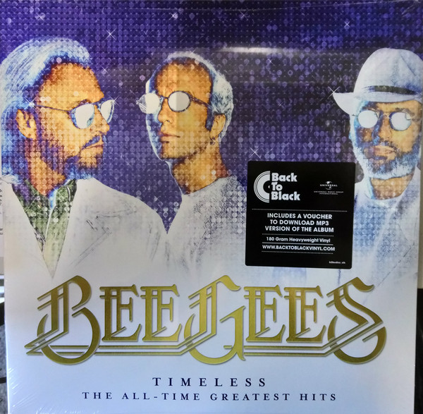 Виниловая пластинка Bee Gees, Timeless - The All-Time Greatest Hits (0602567804574)