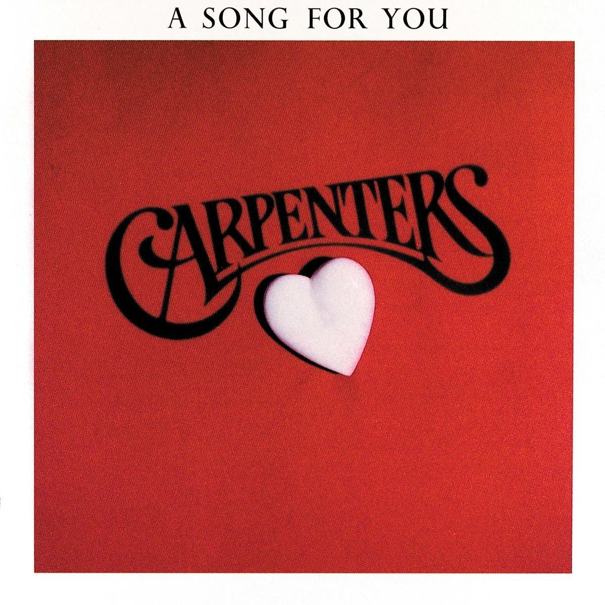 Виниловая пластинка The Carpenters, A Song For You (0602557403770)