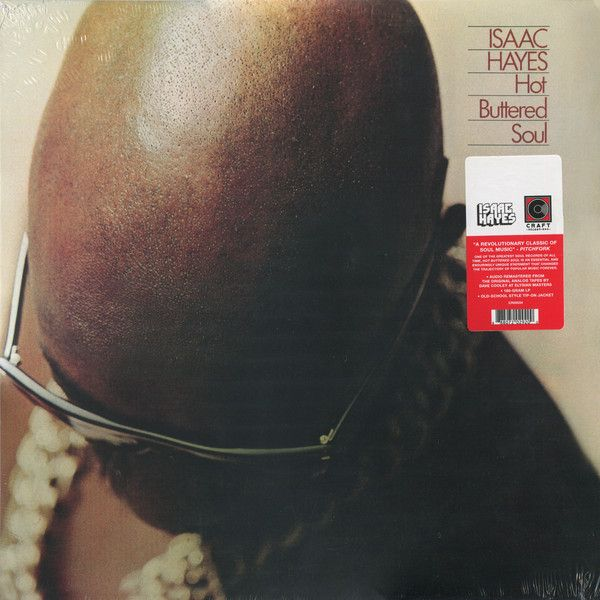 Concord / Виниловая пластинка Isaac Hayes, Hot Buttered Soul (0888072029200)