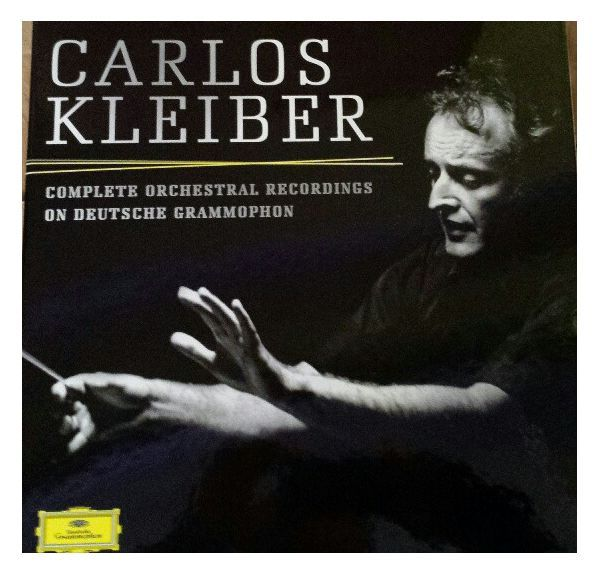 Фото - Виниловая пластинка Carlos Kleiber, Complete Orchestral Recordings (Box) (0028947931874) ravel complete orchestral works 4 cd
