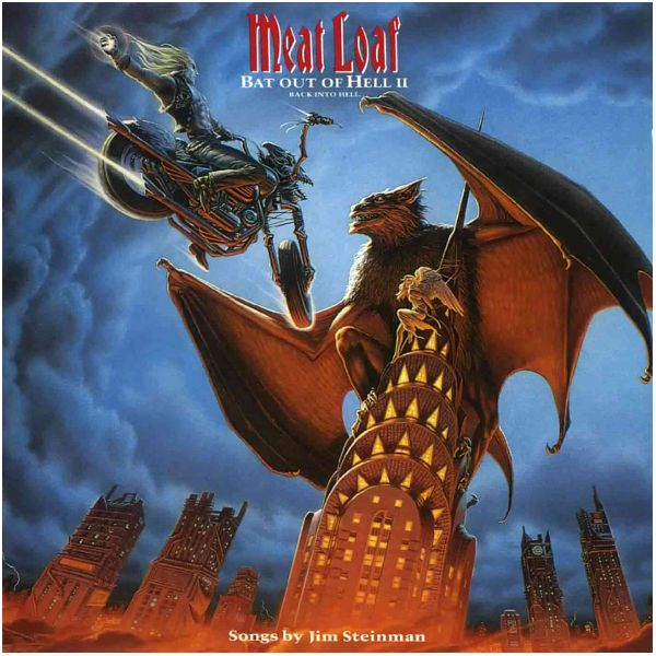 Виниловая пластинка Meat Loaf, Bat Out Of Hell II: Back Into Hell (0602577197772)