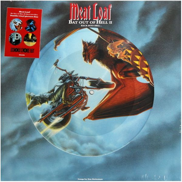 Виниловая пластинка Meat Loaf, Bat Out Of Hell II: Back Into Hell (picture) (0602508462030)