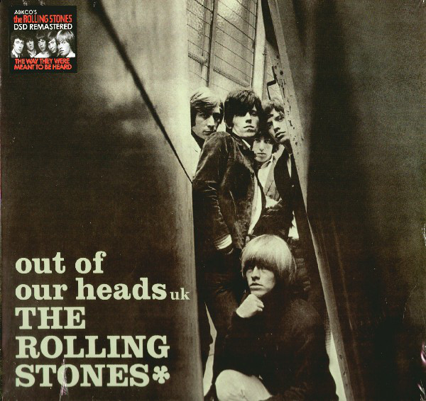 Виниловая пластинка The Rolling Stones, Out Of Our Heads (UK Version) (0042288231912)