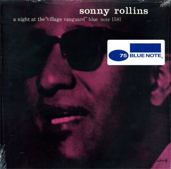 Виниловая пластинка Sonny Rollins, A Night At The Village Vanguard (0602537730681)