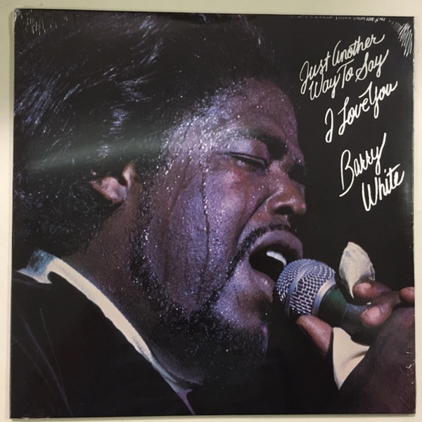 Виниловая пластинка Barry White, Just Another Way To Say I Love You (0602567664185)