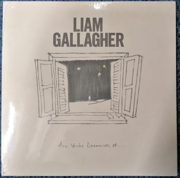 0190295158477, Виниловая Пластинка Gallagher, Liam, All YouRe Dreaming Of…