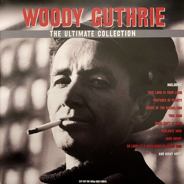 5060403742667, Виниловая Пластинка Guthrie, Woody, Ultimate Collection