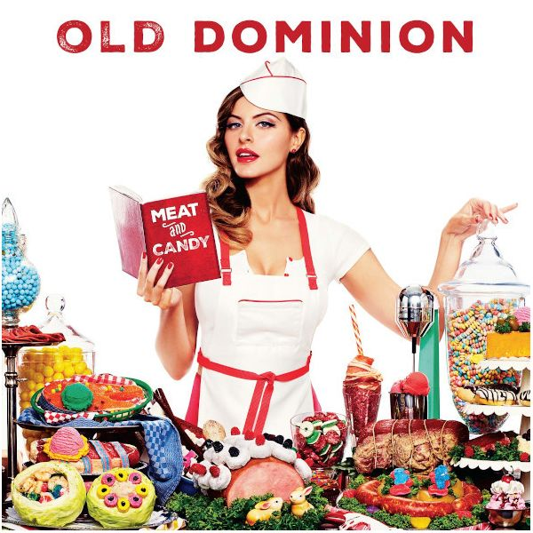 0194398248417, Виниловая Пластинка Old Dominion, Meat And Candy