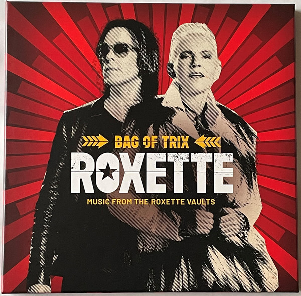 5054197081934, Виниловая Пластинка Roxette, Bag Of Trix – Music From The Roxette Vaults