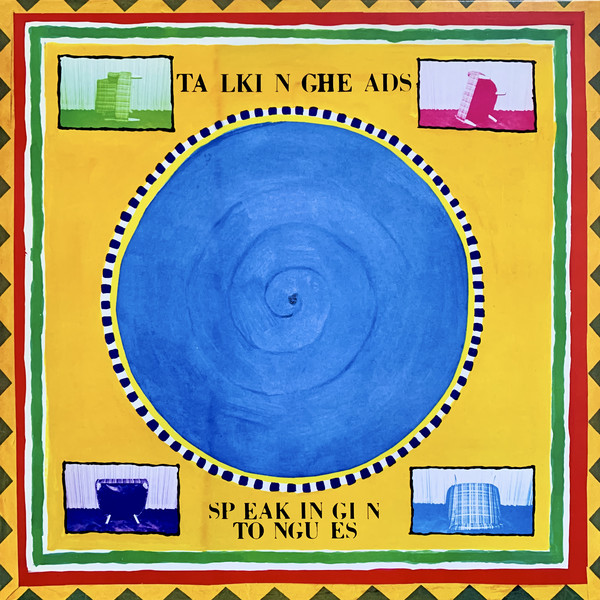0603497845330, Виниловая Пластинка Talking Heads, Speaking In Tongues