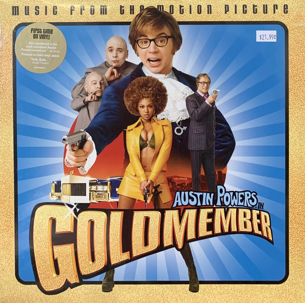 0093624898337, Виниловая Пластинка Various Artists, Austin Powers In Goldmember (Music From & Inspired By The Motion Picture) недорого